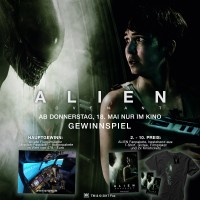 ALIEN: COVENANT – Gewinnspiel & Throwback