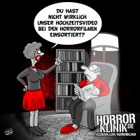 HK-Cartoon: Das Horrorzeitsvideo