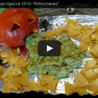 Halloween Rezept Video Tutorial: Erbrochenes