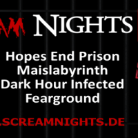 Scream Nights Oldenburg 2017 –  Five Years of Fear