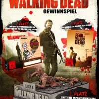 The Walking Dead/Fear The Walking Dead Gewinnspiel!!
