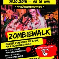 Party-Verlosung: DIE Halloween-Party Posthalle Würzburg