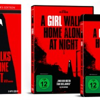 Gewinnspiel: A GIRL WALKS HOME ALONE AT NIGHT!!