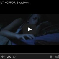 "Furchterregendes Video ""Bedfellows""!"