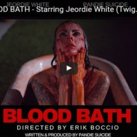 "Filmtipp: Blutiger Horrorkurzfilm ""Blood Bath""!"