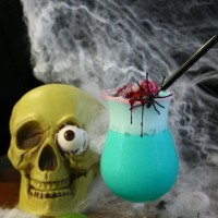 Halloween Cocktail Tipp – Blue Poison