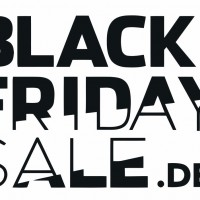 Horrormäßiger BLACK FRIDAY-SALE!