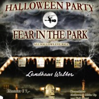 Halloween Veranstaltungstipp! Fear in the Park im Landhaus Walter in Hamburg