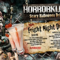 Halloween Countdown Special – Dr. Loves Fright Night Cocktail