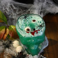Halloween Cocktail Tipp – Green Devil