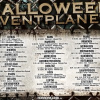 Der Last Minute Halloween Event Planer!