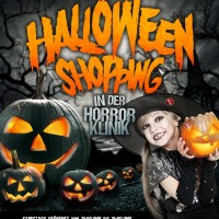 Halloween Shopping im Horrorklinik Halloween-Outlet!