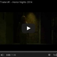 Gruseliges Teaser Video für die Horror Nights 2014!