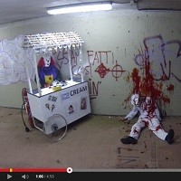 Killer Clown Prank No. 4