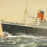 Geisterschiff: RMS Queen Mary, Kalifornien, USA