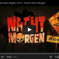 Halloween Veranstaltungstipp! Scream Nights in Oldenburg