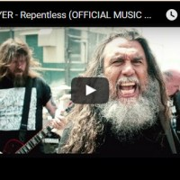 "Brutaler Clip! Video zum neuen Slayer Song ""Repentless"""