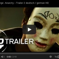 Neuer Trailer zu The Purge: Anarchy!