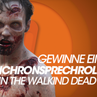 Sensationelles The Walking Dead Gewinnspiel!