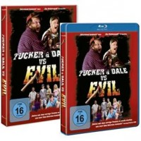 Gewinne ein von 3 DVDs von TUCKER &#038; DALE vs EVIL