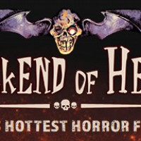 Horror-Fans aufgepasst – Weekend of Hell vom 08-09. April!
