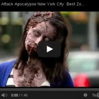 Zombie Apokalypse in New York! Grandioser Video Prank!