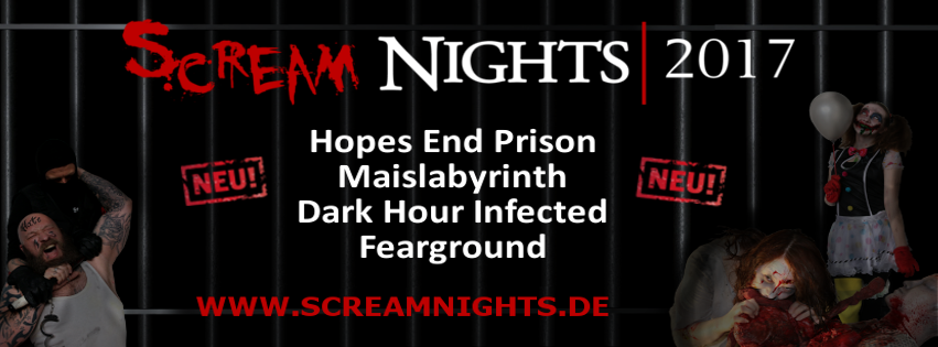 Scream Nights Header 2017
