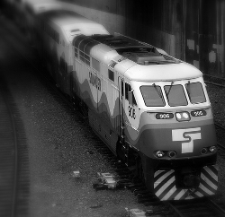 Train by TroyMason, flickr