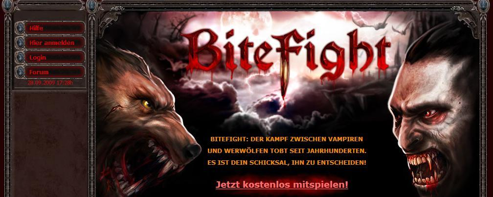 Screenshot: http://www.bitefight.de/