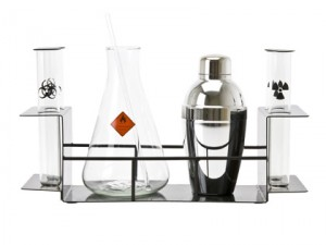 Chemielabor Cocktail Set