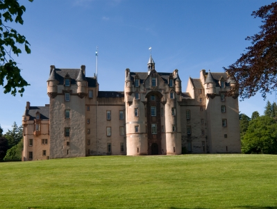 Fyvie Castle, Aberdeen