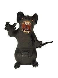 ratte-killer-ratten-dekoration-halloween-party-deko-nager