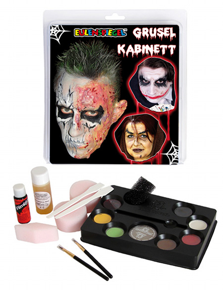 Halloween Schminktipp Batman Joker